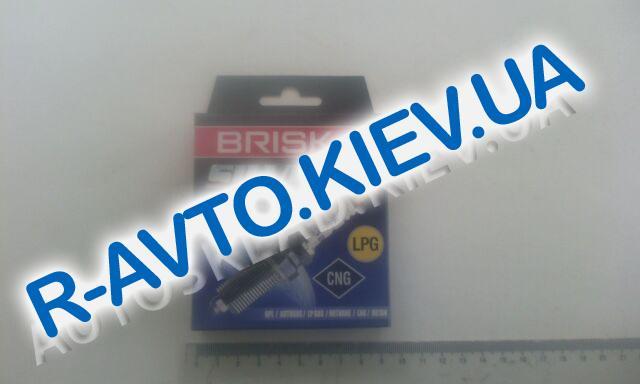 Свечи BRISK Silver DR15YS (ВАЗ 2112) (для газ.оборуд.) к-т, Чехия