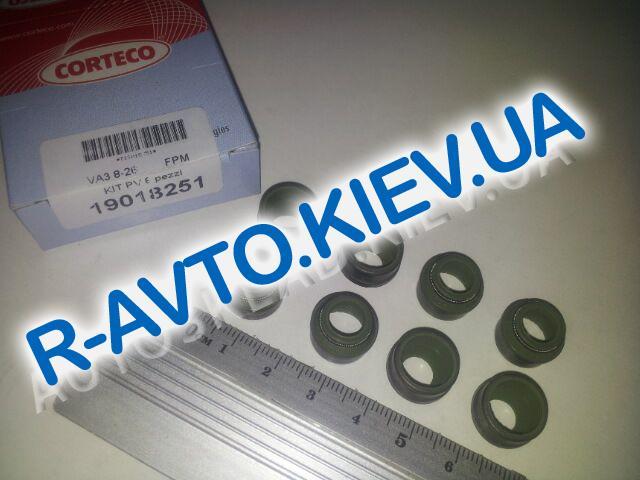 Сальники клапанов Corteco ВАЗ 2101-08 (19018251), к-т