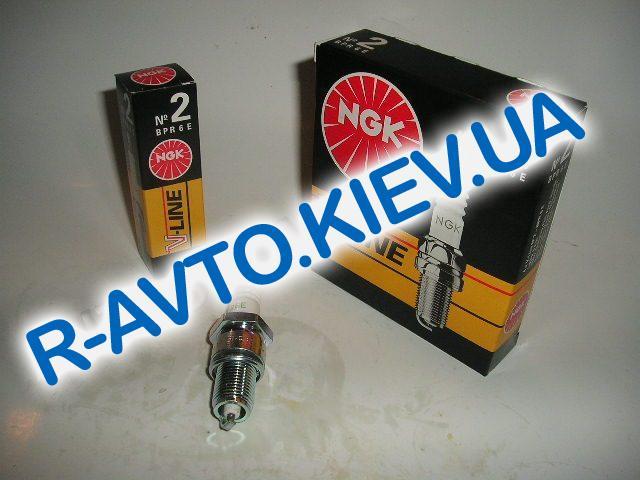 Свечи NGK V-02      ВАЗ 2108-099