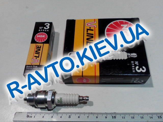 Свечи NGK V-03 (BPR6H)