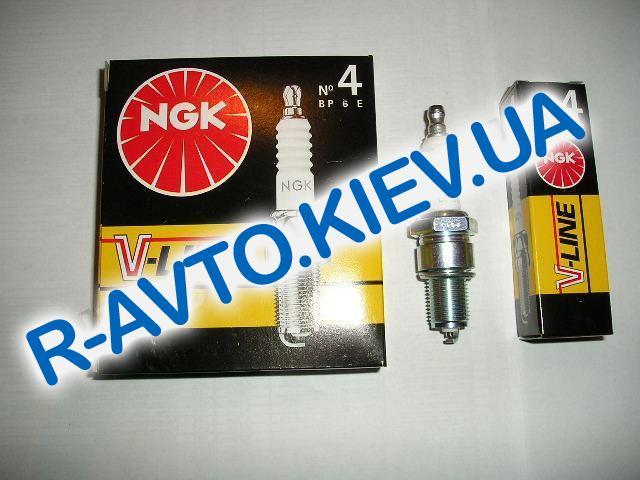 Свечи NGK V-04      ВАЗ 2101-07