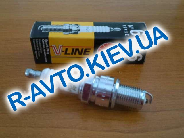 Свечи NGK V-06 (BPR5E) ГАЗ 406 дв.