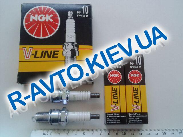 Свечи NGK V-10 (BPR6EY-11)