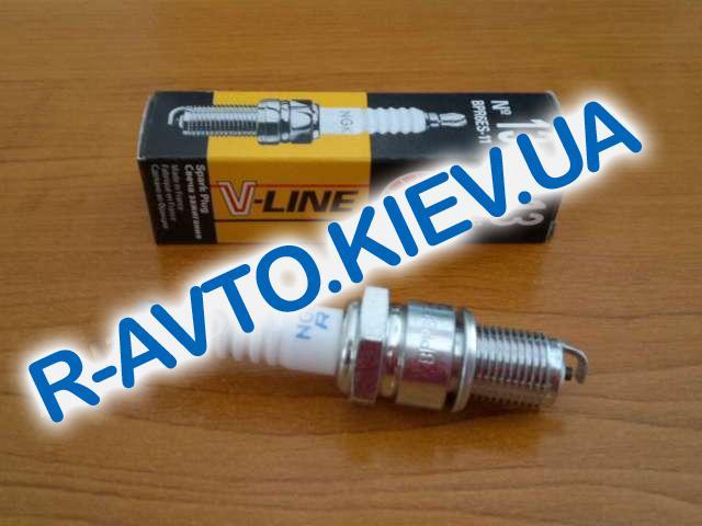 Свечи NGK V-13 (BPR6ES-11)     ВАЗ 2112