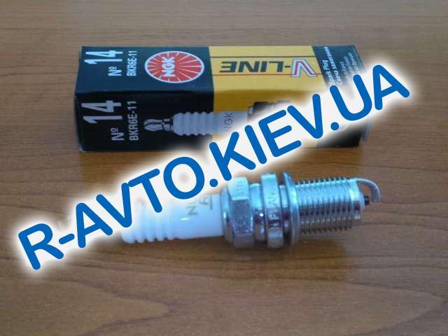 Свечи NGK V-14 (BKR6E-11) Lanos 1.6|Laccetti 1.6