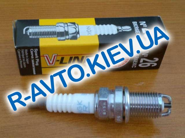 Свечи NGK V-26 (BKR6EKC)
