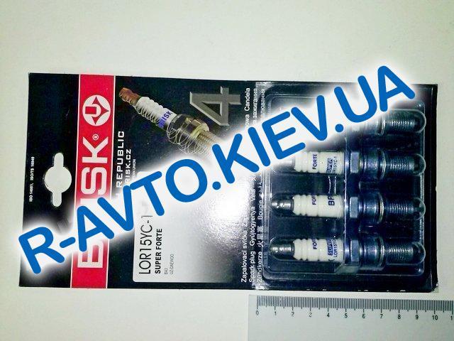 Свечи BRISK-forte LOR15YC-1  ВАЗ 2110 к-т, Чехия