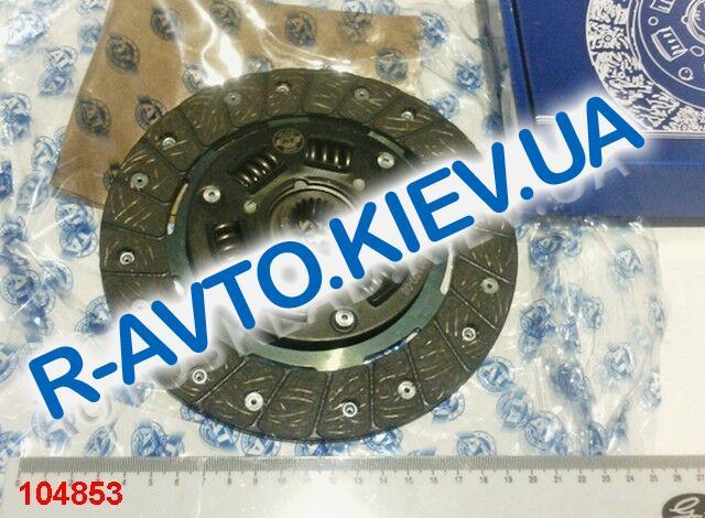 Диск сцепления АТ ВАЗ 2108 в упаковке