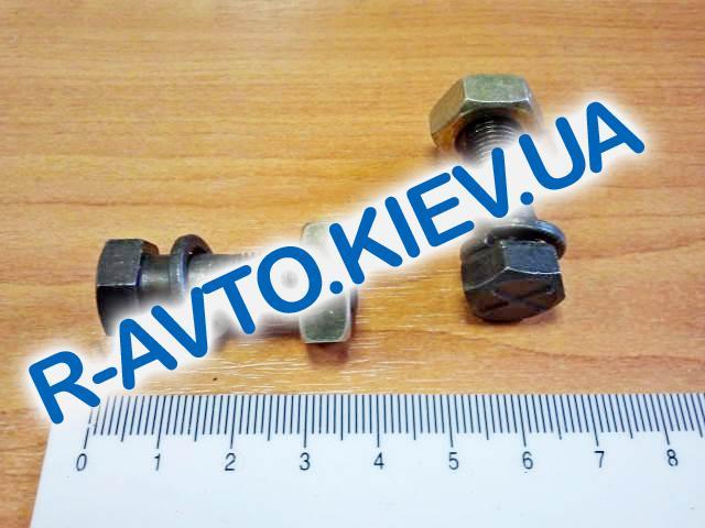 Болт + гайка карданного вала ГАЗ 24 (10 шт в упак.)