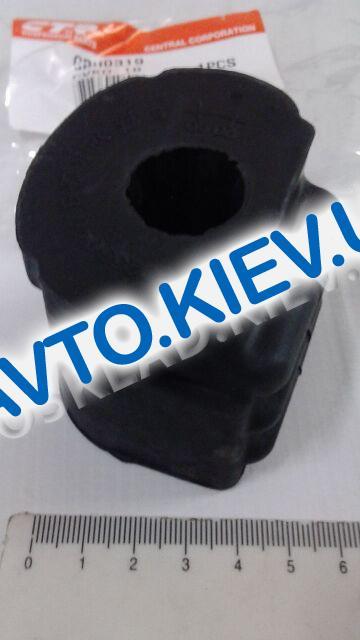 Сайлентблок переднего рычага (задний) Lanos, CTR (CVKD-18)