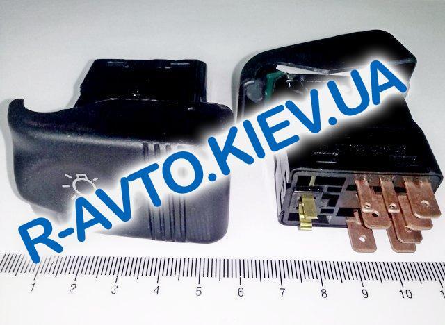 Включатель-кнопка света ВАЗ 2110, Автоарматура (84.3709)