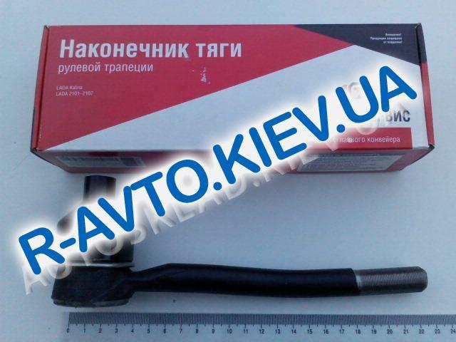 """Наконечник рулевой """"ВИС"""" ВАЗ 2101 длинный левый (в уп-ке)"""