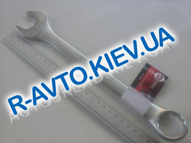 Ключ рожково-накидной 27 мм Inter Tool (HT-1227)