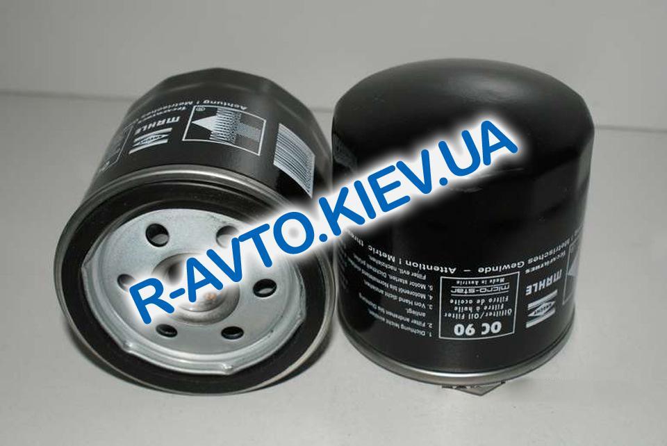 Фильтр масляный MAHLE, Daewoo (OC90OF) (10шт в упак.)