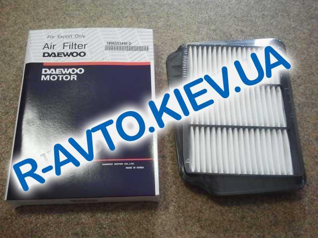 Фильтр воздушный DAEWOO MOTOR Корея инжектор Lacetti