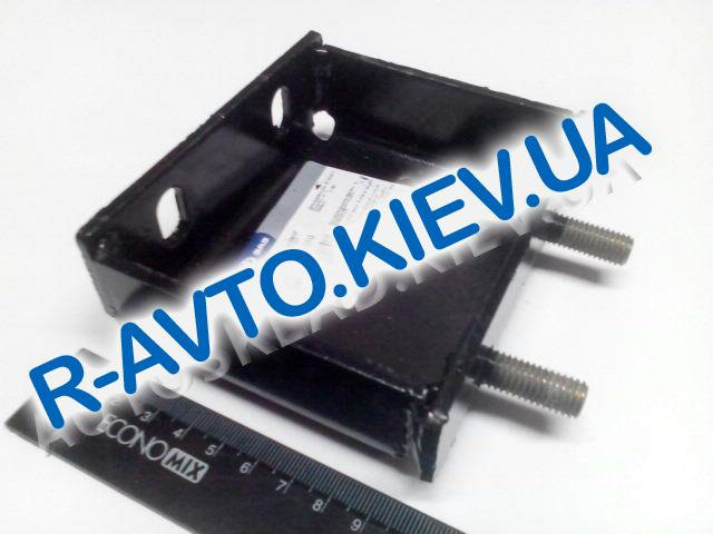 Кронштейн правой подушки двигателя Sens, АвтоЗАЗ (квадратная)