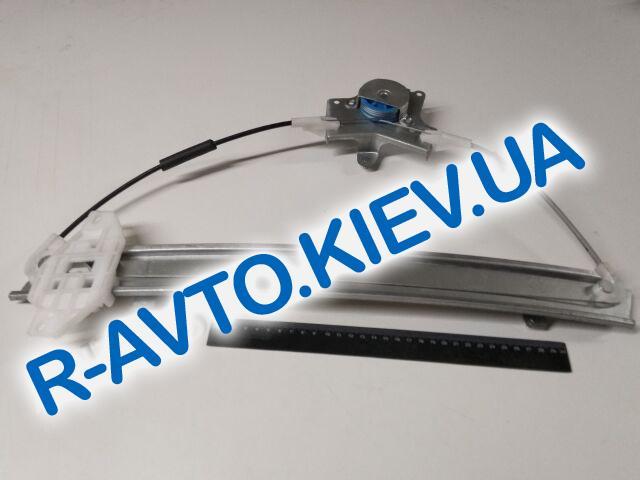 Стеклоподъемник Lanos передний правый электрический, CRB (96430501) без мотора|шестерня