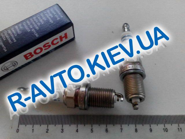 Свечи BOSCH PLUS  FR7DCX +11 (ВАЗ 2110-12, 16 кл.) (0242235667)
