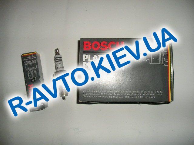 Свечи BOSCH PLATIN WR7DP (ВАЗ 2108-10, кар-р) (0242235541)