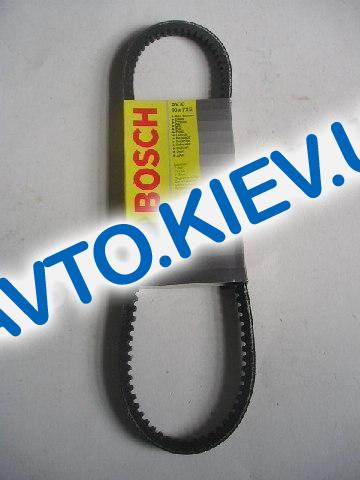 Ремень генератора BOSCH 725, Sens, Славута 1,3і (1987947684)