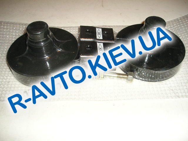 Проставки зад. подвески. Lanos (2 прост.+2 подушки+2 болта) Харьков