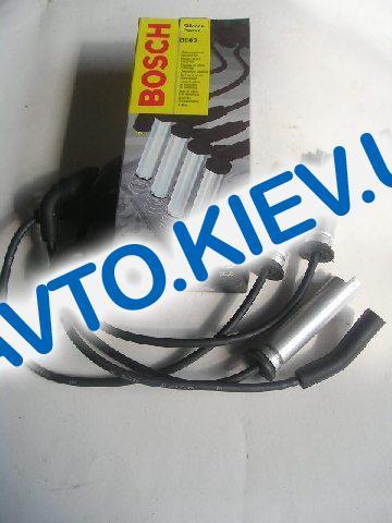 Провода BOSCH Lanos 1,5 силикон B980 (0986356980) (с метал. након.)