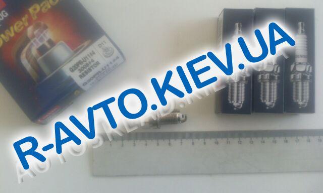 Свечи DENSO ВАЗ 2110-2112 16кл. D11 (Q20PRU11)