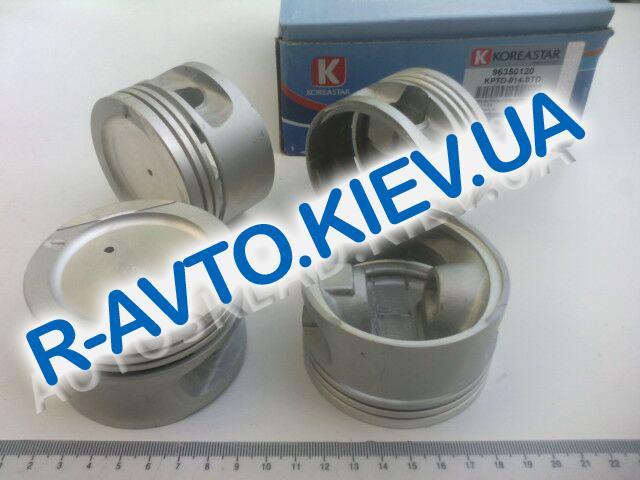 Поршень Lanos 15 стандарт 96350120 Корея