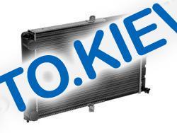 Радиатор аллюм. Лузар, ВАЗ 21082 (инжектор), в упаковке