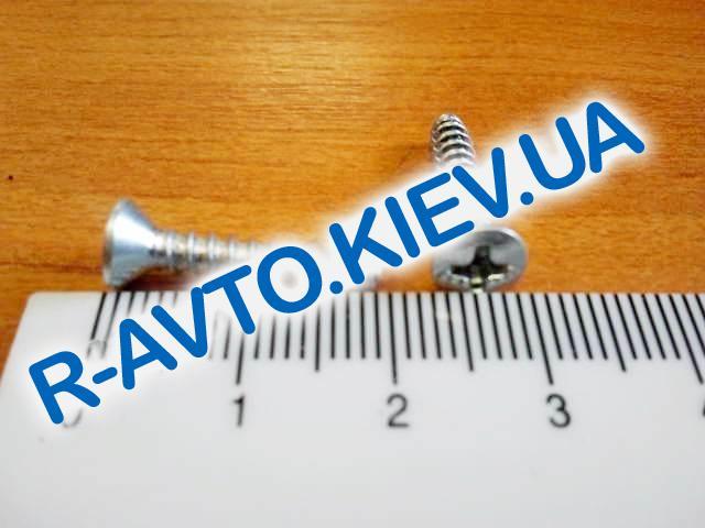 Саморез 3,6х19 (белый) на порог ВАЗ 2101, Белебей (50 шт. в уп-ке)