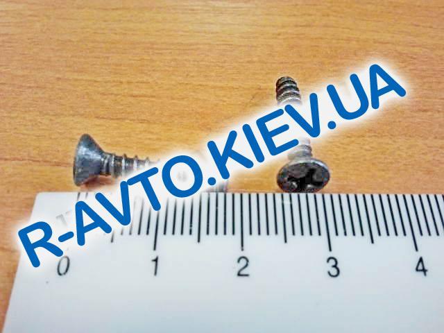 Саморез 3,6х19 (черный) на порог ВАЗ 2101, Белебей (50 шт. в уп-ке)