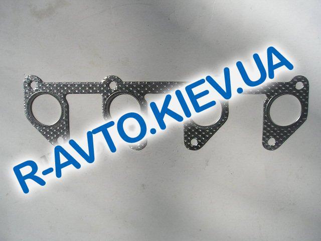 Прокладка коллектора Lanos 1,5 выпускного (96181207) Украина