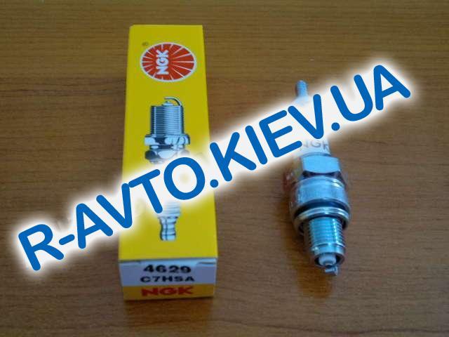 Свечи NGK  C7HSA|4629 (мотоцикл)