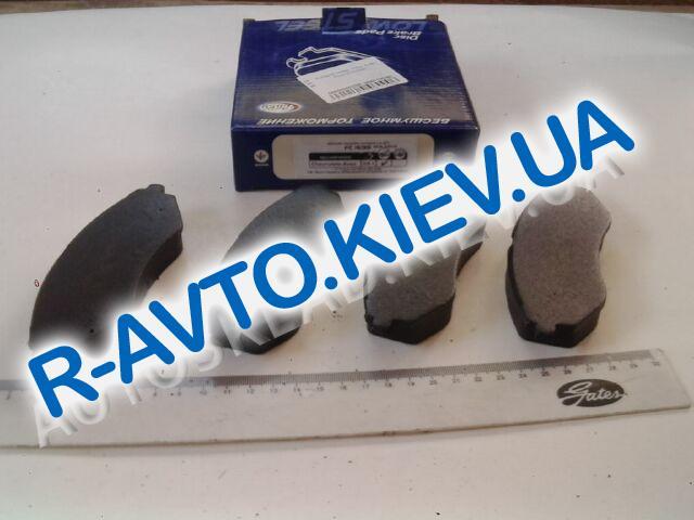 Колодки передние тормозные Frico AVEO (1,2-1,4)(FC1699), в уп-ке