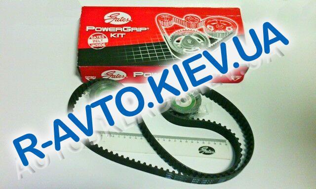 Ремень ГРМ ВАЗ 2110 (16 кл.) Gates K015539 (Испания)+РОЛИКИ (в упак.) к-т