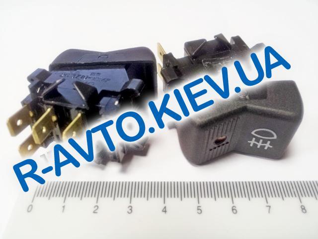 Включатель-клавиша противотуман. фар задн. ВАЗ 2107, Автоарматура (26.3710.22.42)