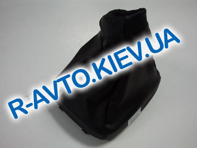 """Пыльник кулисы КПП Lanos с ободком, """"GM"""" Корея (96303182)"""