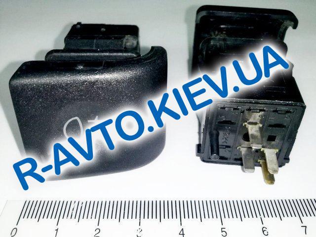 Включатель-кнопка противотуман. фар задн. ВАЗ 2110, Псков (377.3710-04.02)