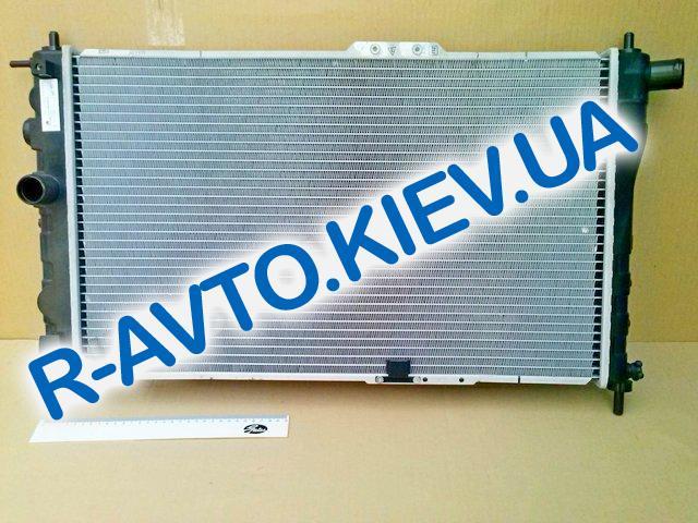 Радиатор охлаждения Nexia, Лузар (алюминиево-паяный) (LRC DWNx94147)