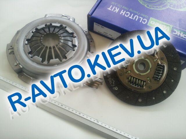 """Сцепление в сборе """"VALEO"""" Aveo 1.5 (DWK-039) (ОРИГИНАЛ)"""