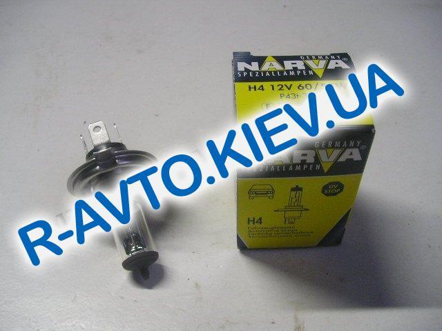 Лампа NARVA H4 12V 60|55-43 (48881)