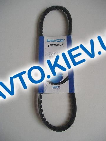 Ремень генератора DAYCO  710, ВАЗ 2108 зубчатый (10A0710C)