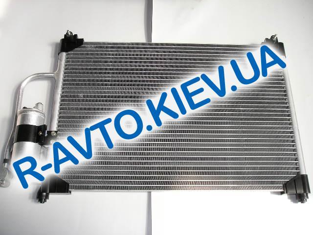 Радиатор кондиционера Lanos, Лузар (96 296 752 00 00-01)(LRAC CHLs0235)