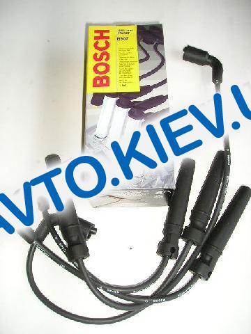 Провода BOSCH Lanos 1,6 силикон B987 (0986356987) (с након.)
