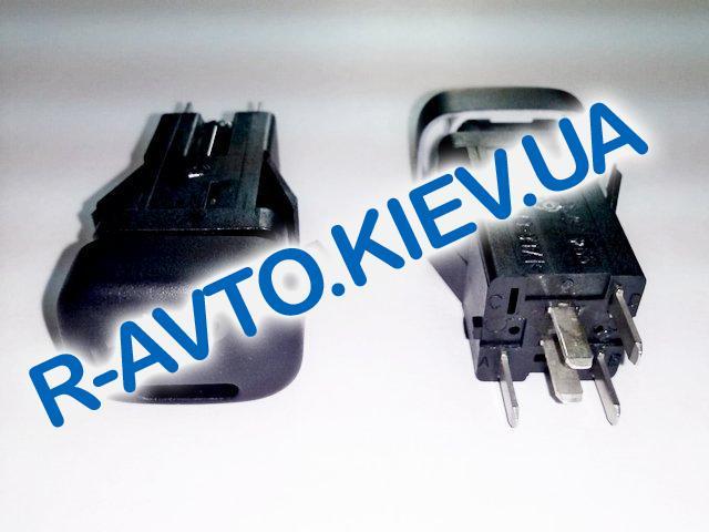 Включатель-кнопка противотуман. фар задн. ВАЗ 2108-15,2123, Псков (996.3710-07.02)