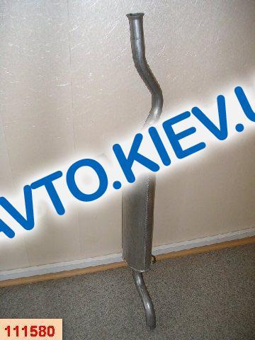 POLMO (Польша) Глушитель ВАЗ 1118 (11.61)