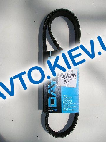 Ремень генератора ручейковый DAYCO ВАЗ 2110, (с ГУР+кондиционер) 6PK1125