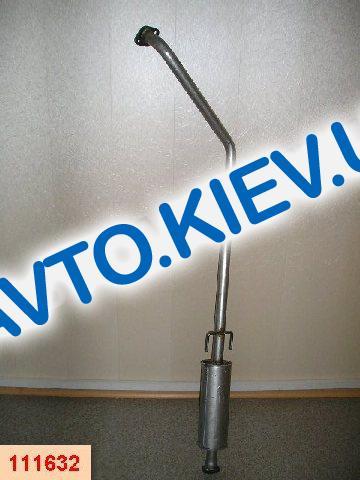 Резонатор POLMO (05.58) (Польша) Aveo