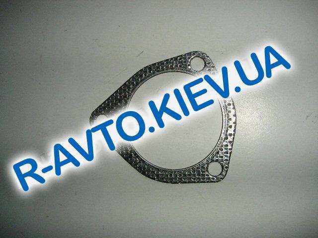 Прокладка соединительной тр.(приемной тр.) Lanos 1.4, катализатора , Украина