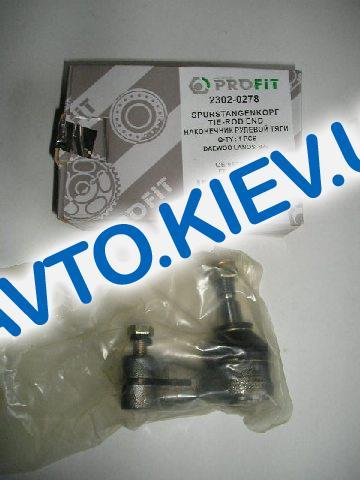 Наконечник рулевой PROFIT Lanos правый PR 23020278